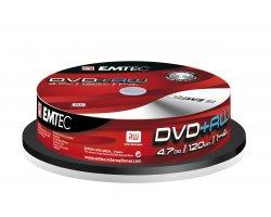 EMTEC D+RW210C DVD-RW, 4.7GB 1