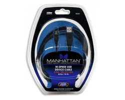 Manhattan USB Device 4P 3BK-B,