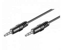 Audio mini jack kabel 10m
