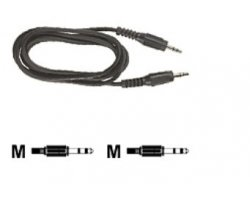 Audio mini jack kabel 20m