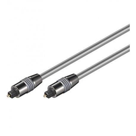 Toslink HQ optical fiber 1,0m,