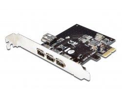 DIGITUS PCI Express Card,, Fir