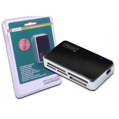 DIGITUS Cardreader, USB 2.0.,