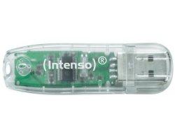 Intenso 64GB USB Drive 2.0 Rai