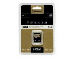 Intenso SDHC 4GB Class4