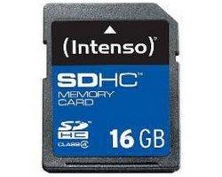 Intenso SDHC 16GB Class4