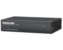 INTELLINET Network Switch, 5-P