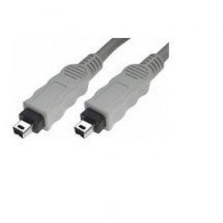 Firewire IEEE 1394 2,0m, 4-pin