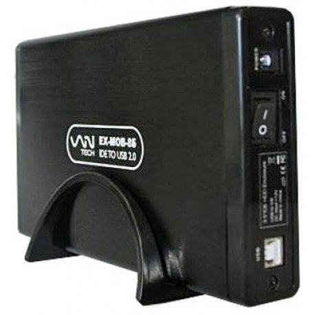 """HDD Extern 3,5"""" USB-SATA, wind"""