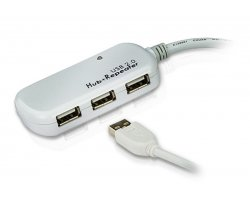 Aten 4-Port USB 2.0 Extender H