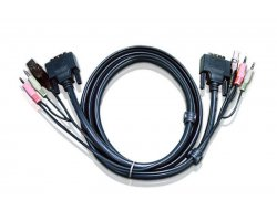 Aten DVI Cable for KVM 3.0m