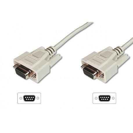 seriel-kabel-3-0-m---d-sub-9-