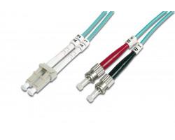 fiberpatchkabel-lc-st-50-og-125-o