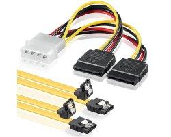 deleyCON SATA III 6Gb/s Cable-