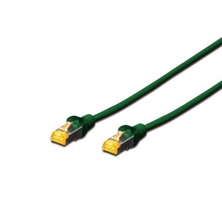 Patchkabel KAT6A 10,0 m S/FTP