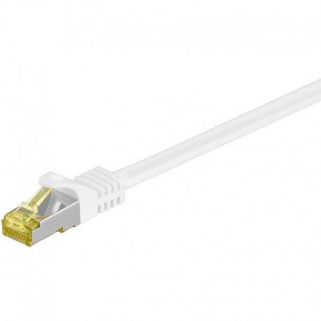 Patchkabel KAT6A 0,5 m S/FTP