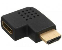 HDMI Adapter vinklet venstre,