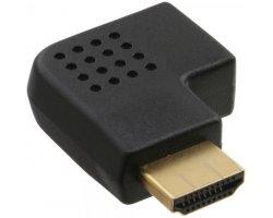 HDMI Adapter vinklet højre, HD