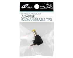 FSP Tip adapter stik til Acer/