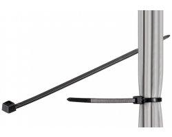 Kabelbinder 280mm x 4,5mm,Sort