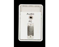 Fuga Vægudtag, VGA+Audio Minij