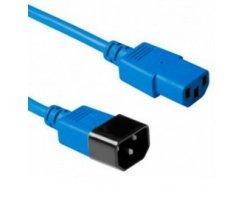 Strømforlængerkabel C13-C14, 1