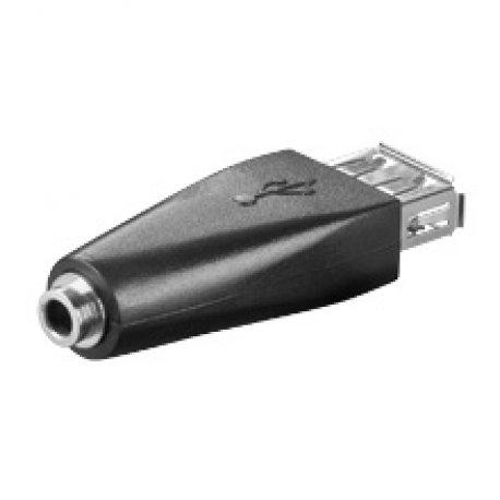 USB minijack adaptor, USB A hu
