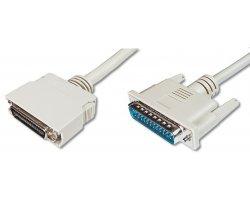 Prin.kabel IEEE 1284AC 5,0m, (