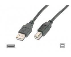 USB 2.0 kabel, 3,0m