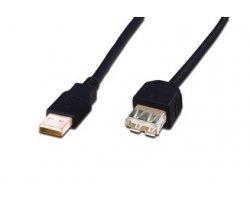 USB 2.0 forlængerkabel 1,8m