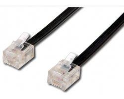 Telefon kabel RJ11-RJ11  0,5m