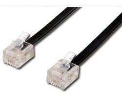 Telefon kabel RJ11-RJ11 6,0m