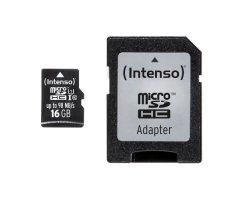 Intenso 16 GB Micro SD UHS-I