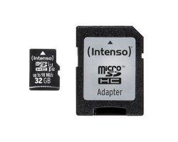 Intenso 32 GB Micro SD UHS-I