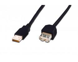 USB kabel 5,0m, USB 2.0