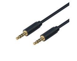 Cabletime Minijack kabel 5,0m,