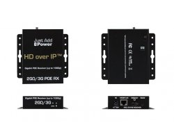 Just Add Power, 2GO/3G PoE RX
