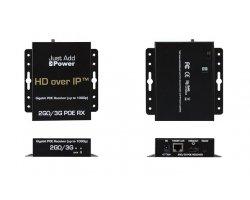 Just Add Power, 2GO/3G+ RX