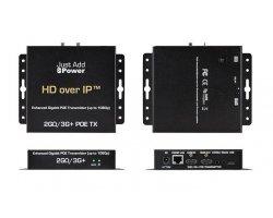 Just Add Power, 2GO/3G+ TX