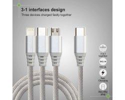 Cabletime multilade kabel 1,2m