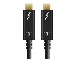 Cabletime Thunderbolt 3, 1,0m