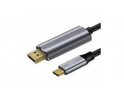 Cabletime USB-C til Displaypor