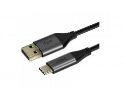 Cabletime Premium USB-C, 1,0m