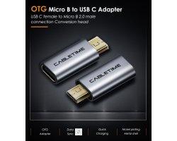 Cabletime Premium USB-C til Mi