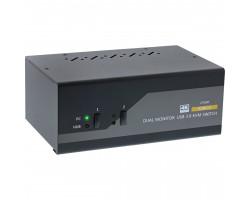 KVM Switch 2-Port HDMI, 4K