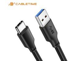 Cabletime USB 3.2 Gen 1 kabel