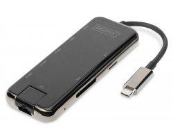 DIGITUS USB-C Docking Station