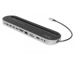 DIGITUS USB-C Docking Station,