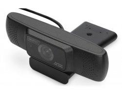 Digitus Webcam, Full HD, 1080p