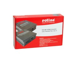 Roline HDMI Extender via TP, K